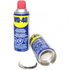 Large WD-40 Stash Can and Safe Box