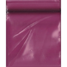 Purple 0.75x0.75 Inch Plastic Baggies 100 pcs.