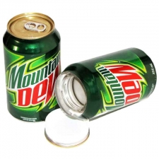 Mountain Dew Can Stash and Safe Box