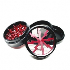 Lightning Rays 4 Pieces 2.2 Inch Herb Grinder