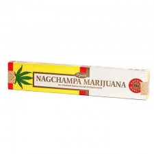 Marijuana Sai Baba Nag Champa 15g Incense sticks Pack
