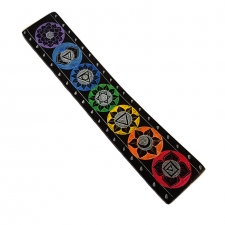 Chakras Stone Incense Holder