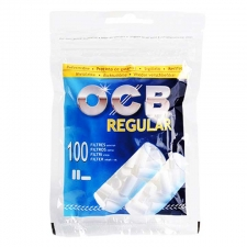 OCB Regular Filter Tips Pack of 100