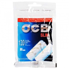 OCB Slim Filter Tips Pack of 120