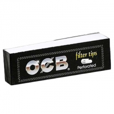 OCB Rolling Papers Tips Booklet