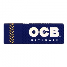 OCB Ultimate Regular Single Width Rolling Papers