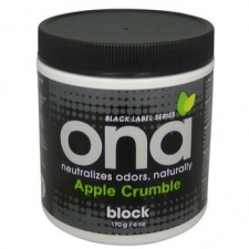 Ona Block Apple Crumble Odor Neutralizer 6oz