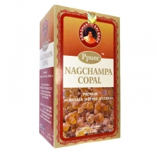 Nag Champa Copal Incense Sticks 15g - Box of 12 Packs