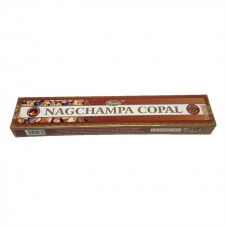 Copal Sai Baba Nag Champa 15g Incense sticks Pack