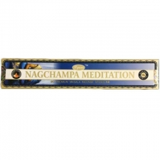 Meditation Sai Baba Nag Champa 15g Incense sticks Pack
