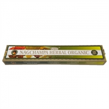 Organic Sai Baba Nag Champa 15g Incense sticks Pack