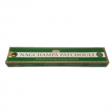 Patchouli Sai Baba Nag Champa 15g Incense sticks Pack