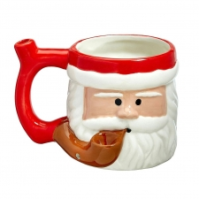 Santa Claus Coffee Mug Pipe from Premium Roast and Toast