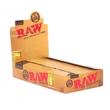 Raw Classic 1 1/4 Rolling Papers Box (24 Packs)
