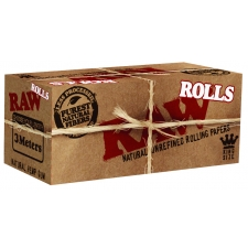 Raw Classic Rolls Rolling Papers Box (12 Packs)
