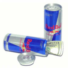 Red Bull Stash Can and Safe Box 8.4oz