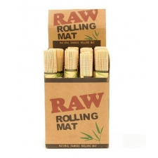 Natural Bamboo Rolling Mat from Raw - Box of 24