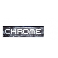 Chrome Clear King Size 110mm Rolling Papers Pack