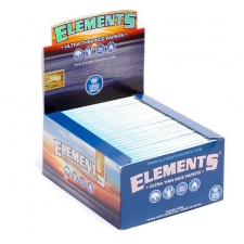 Elements King Size 110mm Rolling Papers 1 Box