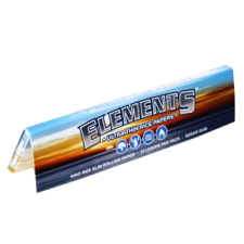 Elements King Size Slim 110mm Rolling Papers 1 Box