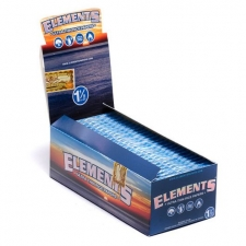 Elements 1 1/2 Rolling Papers 79mm 1 Box