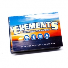 Elements 1 1/2 Rolling Papers 1 Pack 79mm