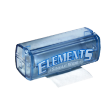 Elements Single Width 70mm Rolling Papers Roll with Plastic Case 1 Box