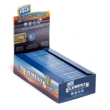 Elements 1 1/4 Perfect Fold Technology Rolling Papers 79mm 1 Box of 25