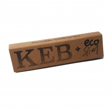 KEB Eco Slim King Size Rolling Paper with Tips - Box of 26