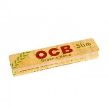 OCB Organic Hemp King Size Slim 110mm Rolling Papers