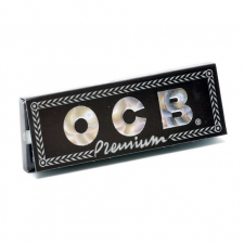 OCB Premium 1 1/4 Rolling Papers 79mm