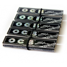OCB Premium Slim King Size Rolling Papers + Filters 1 Pack