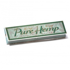 Pure Hemp King Size 110mm Rolling Papers