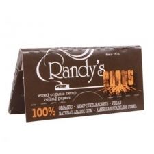 Randy's Wired Roots 1 1/4 Hemp Rolling Papers 79mm Pack