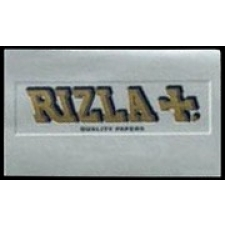 Rizla Silver Ultra Thin Double Window Regular Rolling Papers Pack