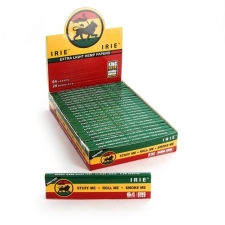 Irie King Size Rolling Papers 110mm Box of 24 Pack