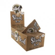 Skunk 1 ½ Hemp Rolling Papers Box