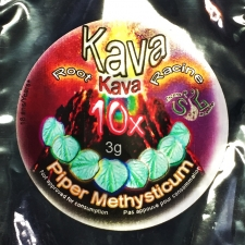 Kava Roots - Piper Methysticum - 10x Extract - 3g