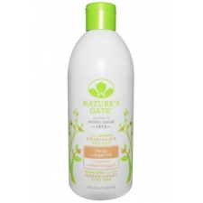 Hemp and Argan Oil Nourishing Shampoo 532 ml from Nature's Gate