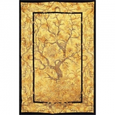 Tree Of Life By Chirs Pinkerton Tapestry - BedSheet 52x80