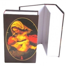 Stash Safe Book with Secret Storage Compartment