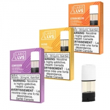STLTH LABO LVS Nicotine Salt Pods - Pack of 3