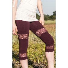 Syringa Leggings from Nomad's HempWear