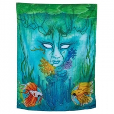 Brackish by Sean Dietrich Art Tapestry - 30 x 40