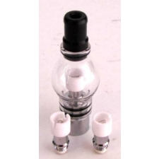 Glass Globe with Ceramic Chamber fit on all Regular Vapo-Pen