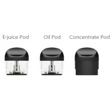 Yocan Evolve 2.0 Pack of 4 Replacement Pods for CBD Oils - E-juice - Wax